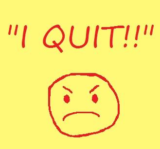 The Culture of Quitting