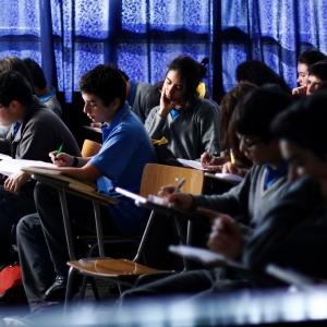 Chile tiene el sistema de educación más privatizado entre los países de la OCDE