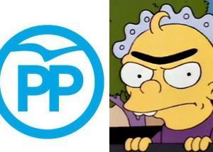 Cosas que se parecen al nuevo logo del PP, según Twitter